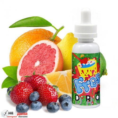 Жидкость Fresh Drop Ripe freshness 50мл, 0 мг