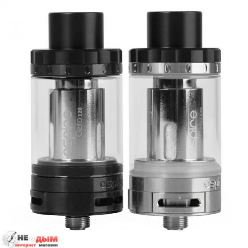 Клиромайзер Aspire Cleito 120 Black